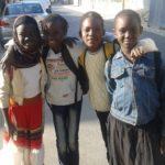 Lebensfreude pur von glücklichen Kids
