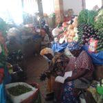 Marktfrauen in Dakar